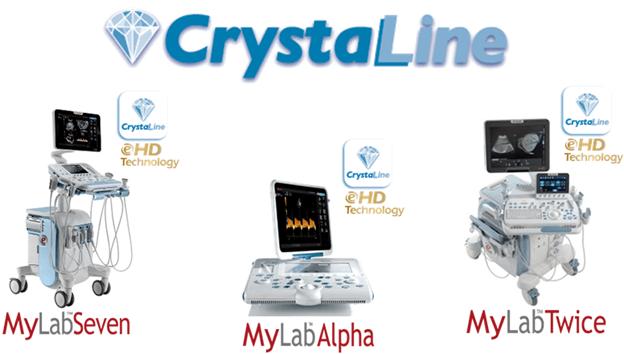 Esaote Crystal line