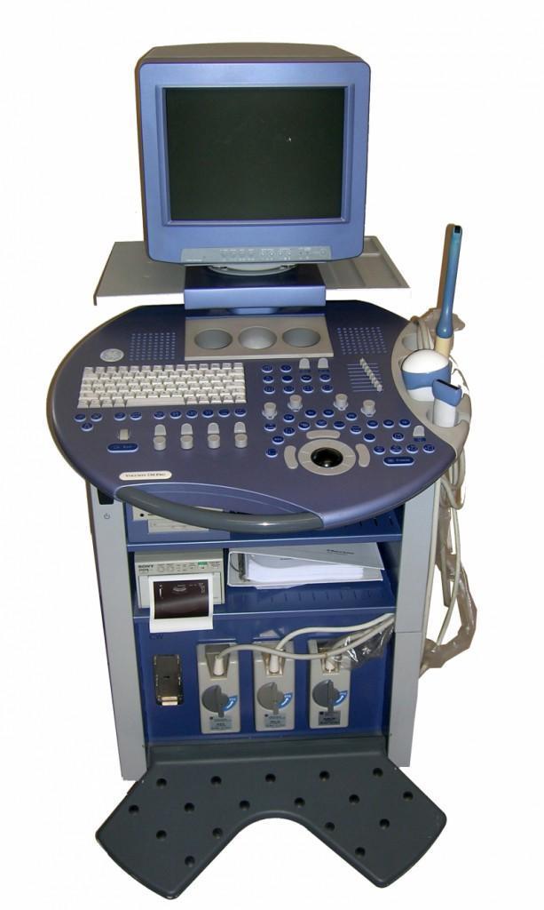 Exportation d'appareils d'échographie d'occasion