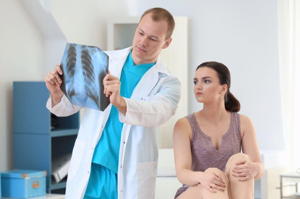 sonographie ou radiographie lors du diagnostic des fractures osseuses