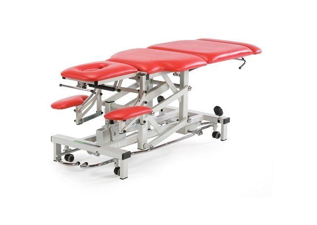 table de physiothérapie et ostéothérapie
