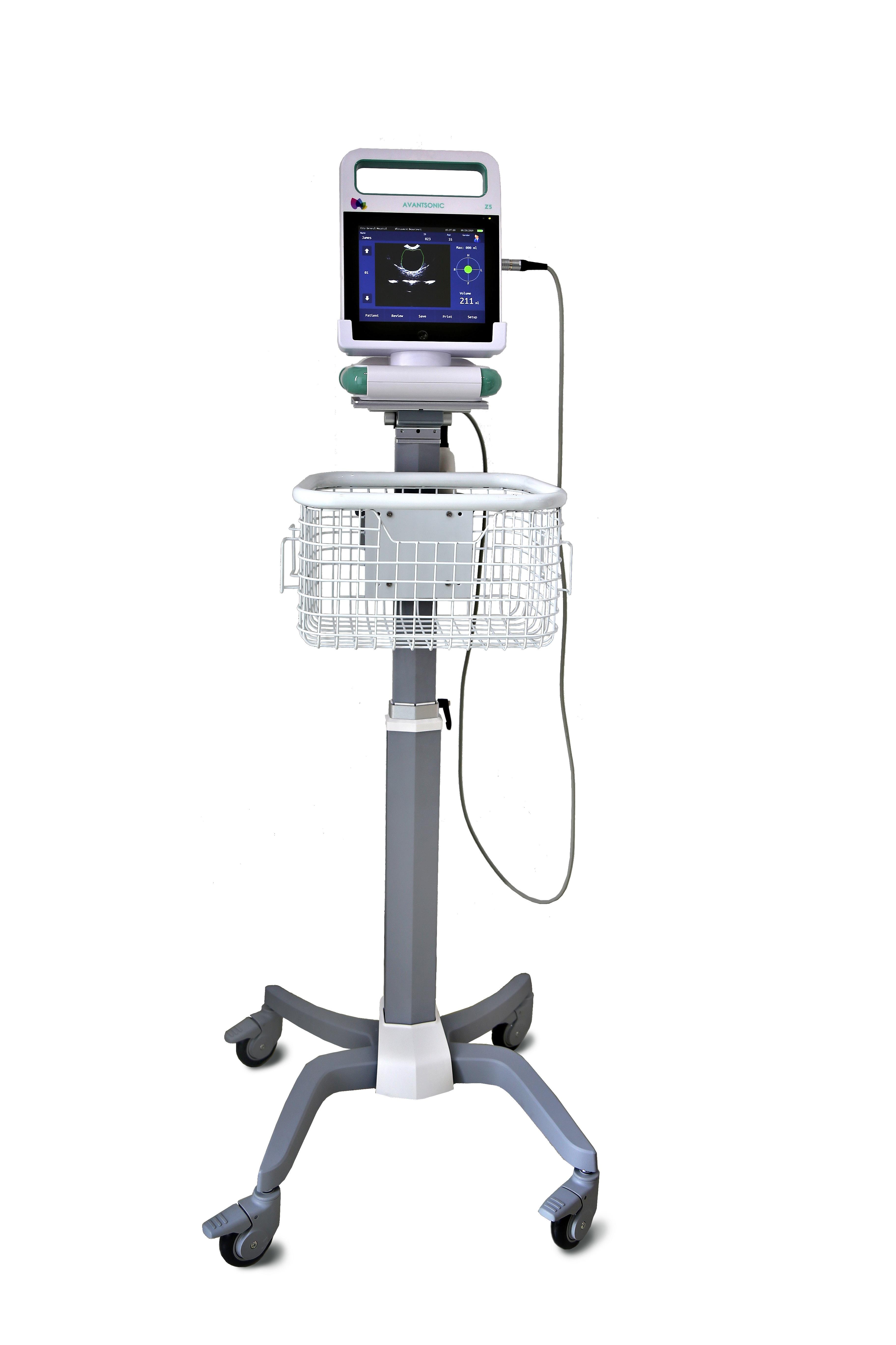 bladder scanner, Blasenscanner