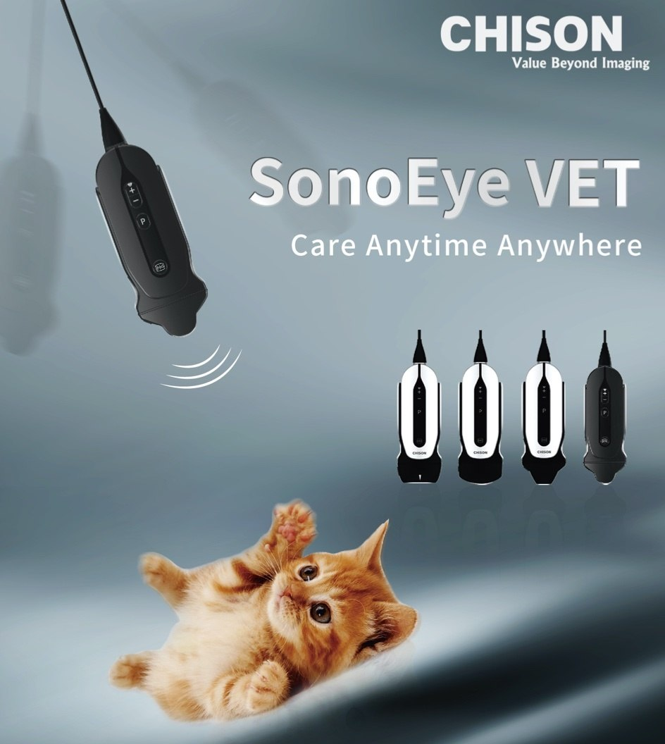 echographe ultra-portable vétérinaire SonoEye VET