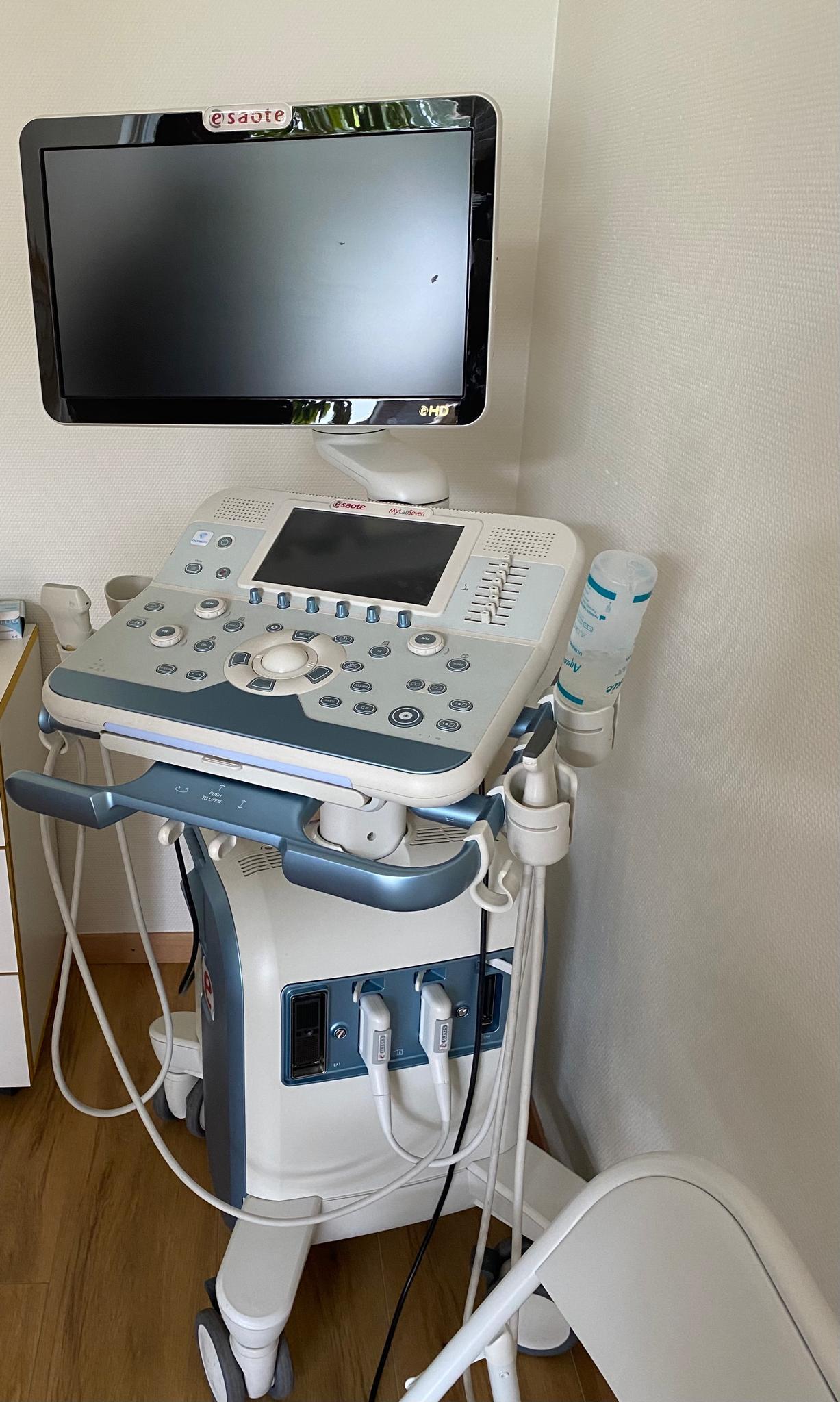 Occasion Ultraschallgerät Esaote MyLab Seven CrxstalLine